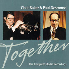 CD musicali Pop Rock a Jazz Chet Baker