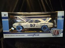 NEW M2 Machines GOOD YEAR 1969 Chevrolet Camaro Z/28 1:24 Scale CHASE 1 / 500.