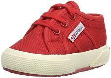 Superga 2750 Bebj Baby Classic Low-top Sneaker Unisex - Bambini Rosso (z3m)