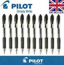 PILOTA di 10pcs g-2 RT Gel Inchiostro 0.5 Extra-Fine Penna Roller Nero A Buon Mercato Vendita