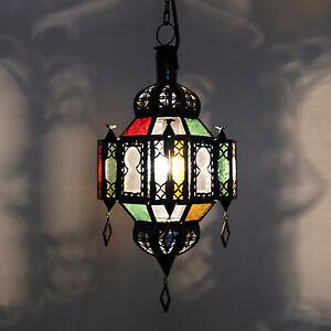 Lampe Arabe Marocaine Lampe Suspendue Lanterne Oriental Lampe OMNIA-M