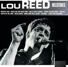 Lou Reed - Milestones (2013)  CD  NEW  SPEEDYPOST