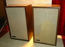 ~*TESTED WORKING VINTAGE PAIR The ADVENT 3 SPEAKERS*~