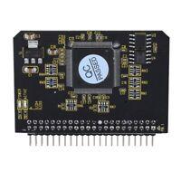 Tarjeta de memoria SD SDHC SDXC TF a IDE 44Pin Adaptador macho Convertidor para