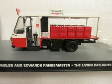 JAMES BOND CARS COLLECTION 130 Milk Float The Living Daylights
