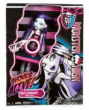 Poupée MONSTER HIGH Spectra Vondergeist Ghoul's Alive Monstre NEUVE + BOITE