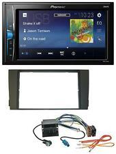 Pioneer 2DIN MP3 USB AUX Autoradio für Audi A6 01-05 C5 Quadlock