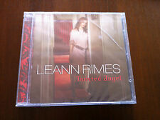 LEANN RIMES - TWISTED ANGEL - CD - 13 TRACKS - NEW & SEALED - NUEVO EMBALADO
