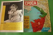 Période 1953 Trieste Italienne + Henry Benson Ford + Eduardo Griffe + Foligno