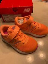 New Balance Kids' Size 4 Urge V2 FuelCore Running Athletic Shoe Orange