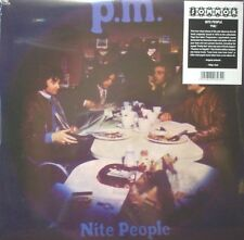 NITE PEOPLE - P.M. 70 UK PROG PSYCH w/ HAMMOND FUNKY GUITR GROOVE 180g SEALED LP