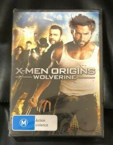X-Men Origins - Wolverine (2010 : 1 Disc DVD) Brand New Sealed in Plastic R4