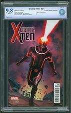 Uncanny X-Men #27 (2014) CBCS Graded 9.8 ~ Suayan Variant Edition 1:15 ~ Not CGC