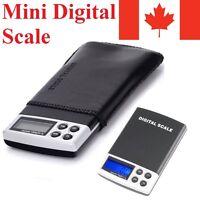 Digital Pocket Mini Scale 1000g/0.1g Jewelry Gold Silver Coin Gram Grain Herb