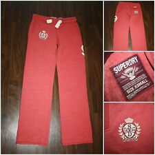 SUPERDRY VINTAGE Women's XSMALL (straight) Sweat Pants / Trousers