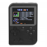 Retro Handheld Mini Game Console with 168 Games