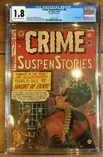 Crime Suspenstories 6 CGC 1.8 2132971010