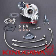 Kinugawa Turbocharger TD04L-16T 5cm T25  / 1.5~2.0L / 250HP w/ Billet W/G & BOV