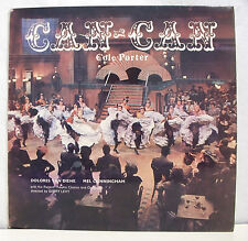 "33T COLE PORTER Disque LP 12"" CAN CAN - VAN DIENE & CUNNINGHAM -SOCIETY 905 RARE"