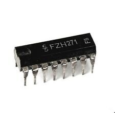 FZH271 - 4-fach Exclusive-OR  je 2 Eing 3-State N-Input  IC DIP16 Siemens, 1St