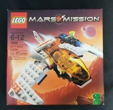 LEGO Mars Mission MX-11 Astro Fighter Set #7695