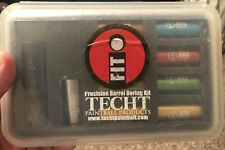 Techt iFit 9Pc Barrel Boring Kit Upgrade with Autococker Adapter