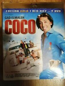 BLURAY + DVD Neuf / COCO (Edition Gold)