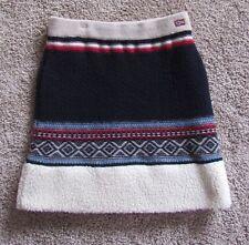 Napapijri Womens Wool~Fleece Mini Skirt Size S