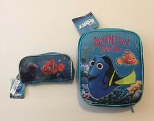 Disney Pixar Finding Memo Finding Dory Lunchbox And Pencil Case