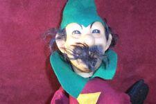 Steiff Fakey Magician Wizard Felt Hand Glove Puppet
