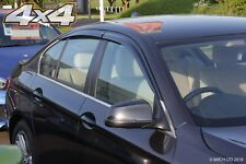 For BMW 5 Series F10 2010+ Wind Deflectors Set (4 pieces)
