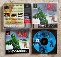 army men 3D PS1 / complet