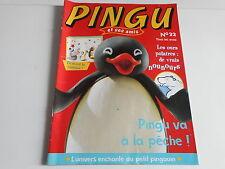MAG PINGU ET SES AMIS - PINGU VA A LA PECHE N°22