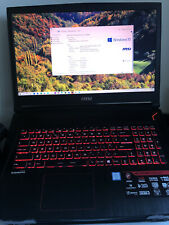 MSI GS73VR 6RF (Stealth Pro) 17.3 Inch Gaming Laptop (Black) intel Core i7 6700