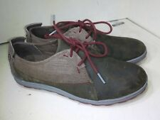 87243af32990 Merrell Womens Ashland Tie Shoe Casual Sneaker Bungee Cord Leather Sz 8.5