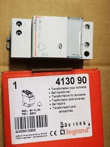 8V 0,5A 230V LEGRAND BELL TRANSFORMER LEXIC 4130 90 - BTICINO