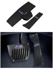 Für BMW X1 X3 E46 E90 E92 E93 E87 3er M Schwarz Alu Pedale AT Pedal