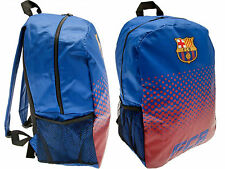 FC BARCELONA FOOTBALL SPORTS RUCKSACK SCHOOL GYM SWIM KIT BACKPACK LUNCH BAG FCB