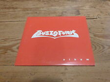 BUSTAFUNK - ALBUM !!!!!!!!! RARE CD PROMO FRANCE