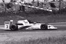 9x6 fotografía Ricardo Zunino F2-BMW 782 de marzo, 1978 campeonato F2