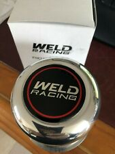 "WELD RACING WHEELS CENTRE CAP 3.175"" OD PUSH THROUGH DRAGLITE PROSTAR"