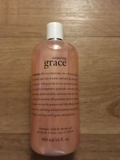 New & Sealed Philosophy Amazing Grace Shampoo, Bath & Shower Gel