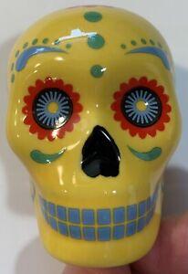 Nora Fleming Retired Sugar Skull Mini