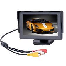 4.3' TFT LCD Color Car Rearview Monitor Reverse Backup Camera DVD GPS Hotsale