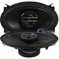 """PIONEER 400W 4 x 6"""" G-Series 2-Way Coaxial Car Stereo Speakers 