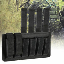 Black Six Pack Magazine Pouch 6 Pack Double Stacked Magazine Pouches Holster