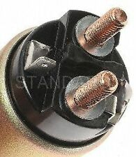 Standard Motor Products SS362 New Solenoid