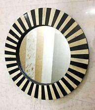 Mirror Wall Hanging Bedroom Horn & Bone Frame Accessories Decorative Decor