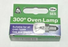 BULK 4 of 25w SES oven light bulb  Bosch Neff Siemens