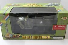 Ultimate Soldier 1:18 Scale WWII M3A3 Halftrack